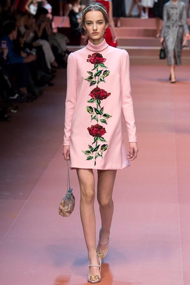 MILAN FASHION WEEK Dolce & Gabbana Fall 2015. www.imageamplified.com, Image Amplified (23)