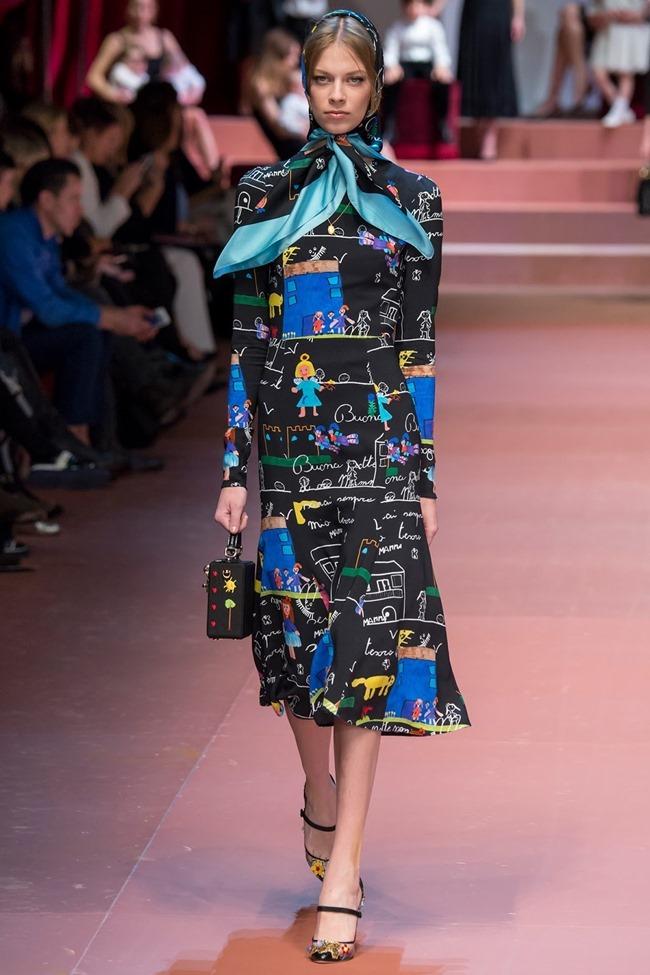 MILAN FASHION WEEK Dolce & Gabbana Fall 2015. www.imageamplified.com, Image Amplified (82)