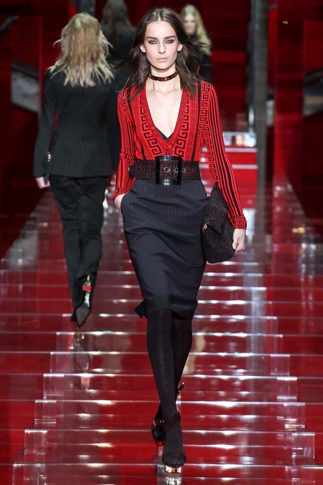 MILAN FASHION WEEK Versace Fall 2015. www.imageamplified.com, Image Amplified (5)