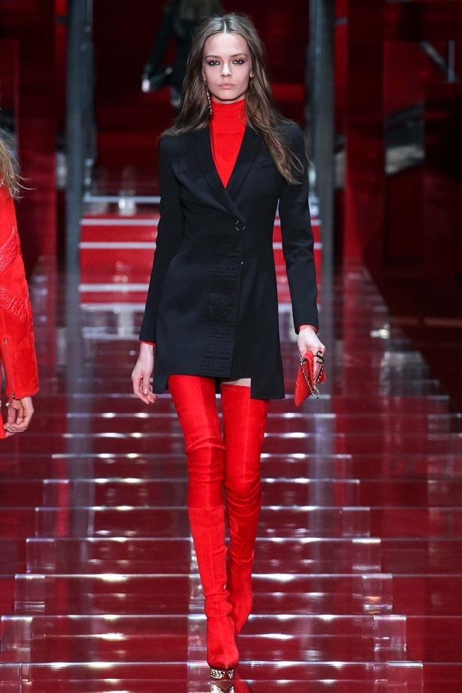 MILAN FASHION WEEK Versace Fall 2015. www.imageamplified.com, Image Amplified (25)