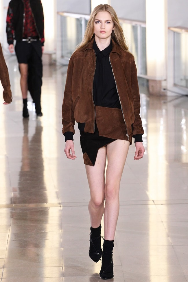 PARIS FASHION WEEK Anthony Vaccarello Fall 2015. www.imageamplified.com, Image Amplified (20)