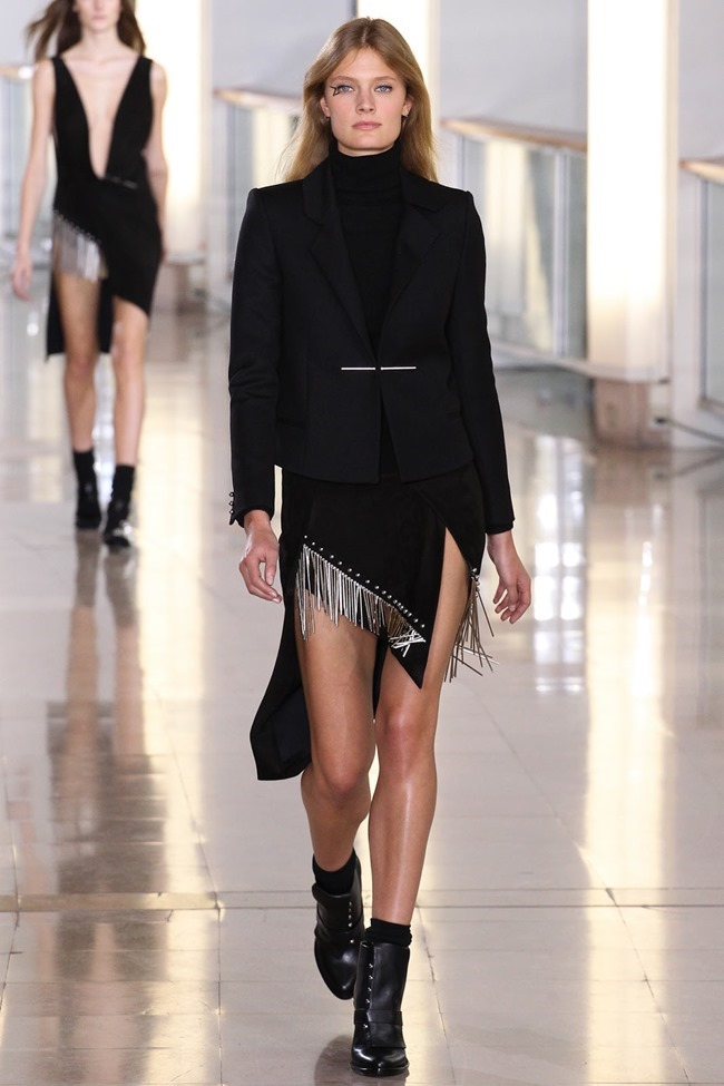 PARIS FASHION WEEK Anthony Vaccarello Fall 2015. www.imageamplified.com, Image Amplified (32)