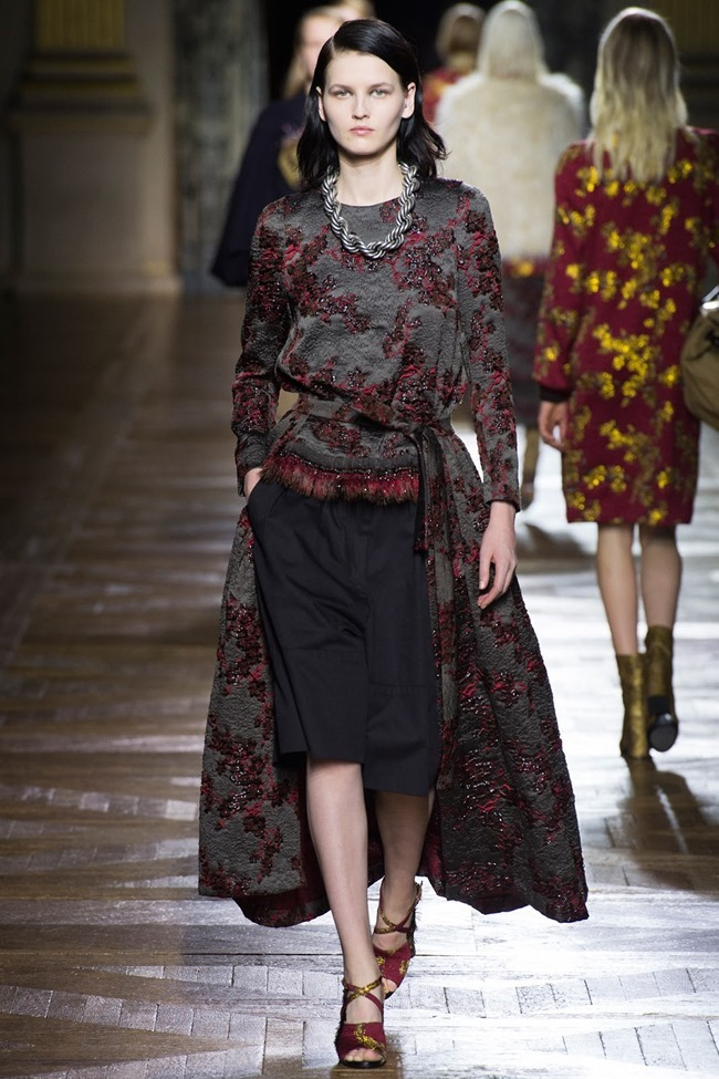 PARIS FASHION WEEK Dries Van Noten Fall 2015. www.imageamplified.com, Image Amplified (7)