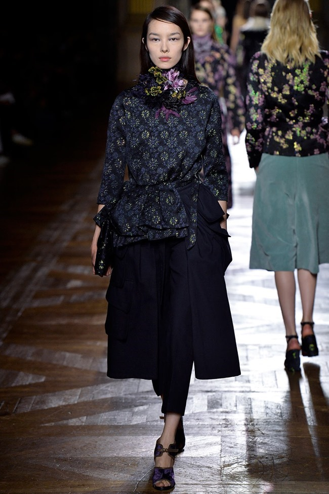 PARIS FASHION WEEK Dries Van Noten Fall 2015. www.imageamplified.com, Image Amplified (59)