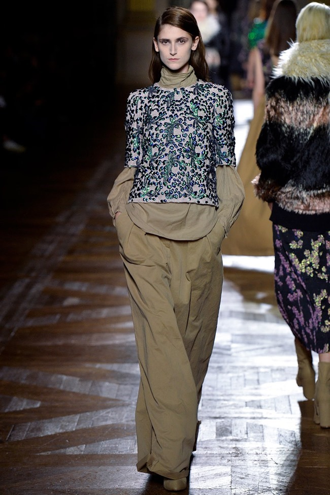 PARIS FASHION WEEK Dries Van Noten Fall 2015. www.imageamplified.com, Image Amplified (64)