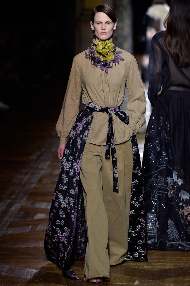 PARIS FASHION WEEK Dries Van Noten Fall 2015. www.imageamplified.com, Image Amplified (68)