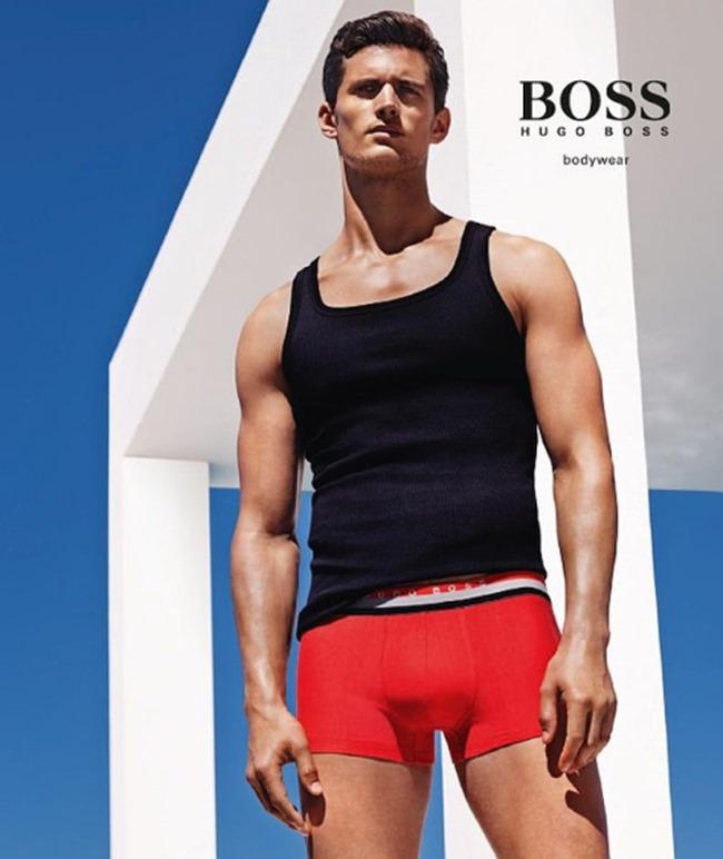 CAMPAIGN Garrett Neff for BOSS by Hugo Boss Bodywear 2015. www.imageamplified.com, Image Amplified (1)