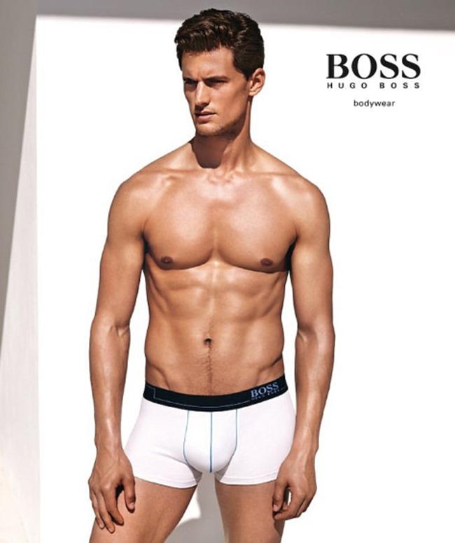 CAMPAIGN Garrett Neff for BOSS by Hugo Boss Bodywear 2015. www.imageamplified.com, Image Amplified (2)