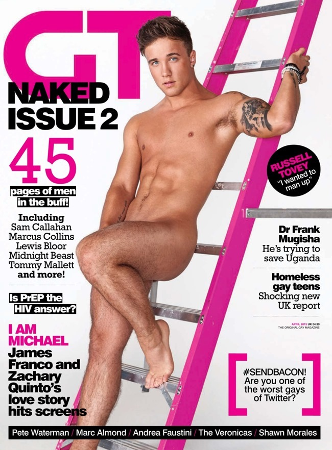 MASCULINE DOSAGE Sam Callahan for GT Magazine, Naked Issue 2, April 2015, www.imageamplified.com, Image Amplified (6)