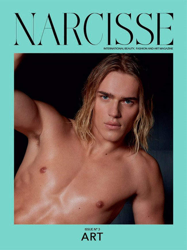 NARCISSE MAGAZINE Ton Heukels by Narcisse Agency. Rene Gloor, Spring 2015, www.imageamplified.com, Image Amplified (1)