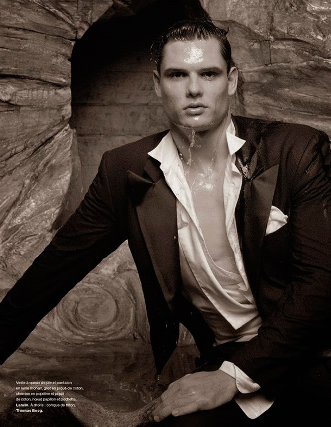 NUMERO HOMME Florent Manaudou by Karl Lagerfeld. Spring 2015, www.imageamplified.com, Image Amplified (1)