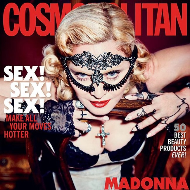 PREVIEW Madonna for Cosmopolitan Magazine, May 2015 by Ellen von Unwerth. Spring 2015, www.imageamplified.com, Image Amplified (5)