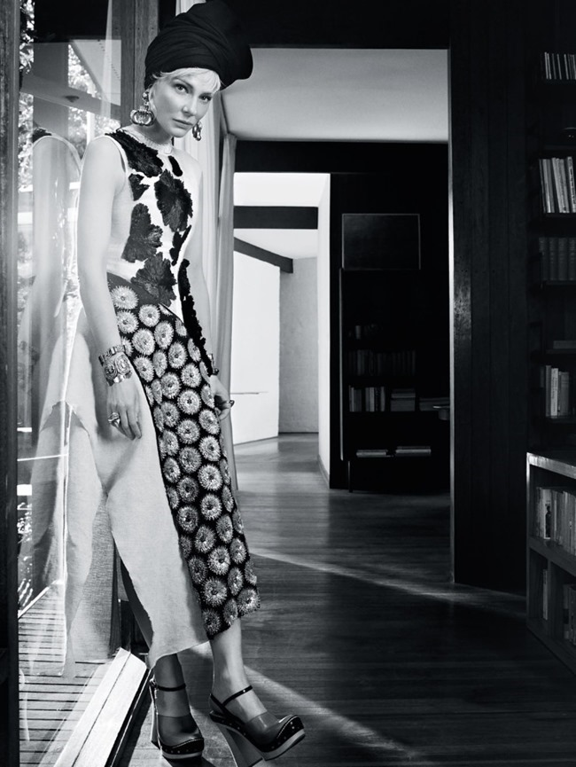 VOGUE AUSTRALIA Cate Blanchett by Emma Summerton. Christine Centenera, April 2015, www.imageamplified.com, Image Amplified (2)