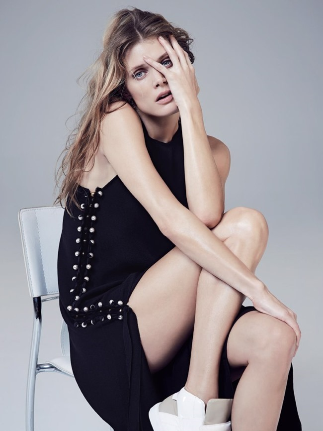 VOGUE AUSTRALIA Malgosia Bela by Nicole Bentley. Kate Darvill, April 2015, www.imageamplified.com, Image Amplified (5)