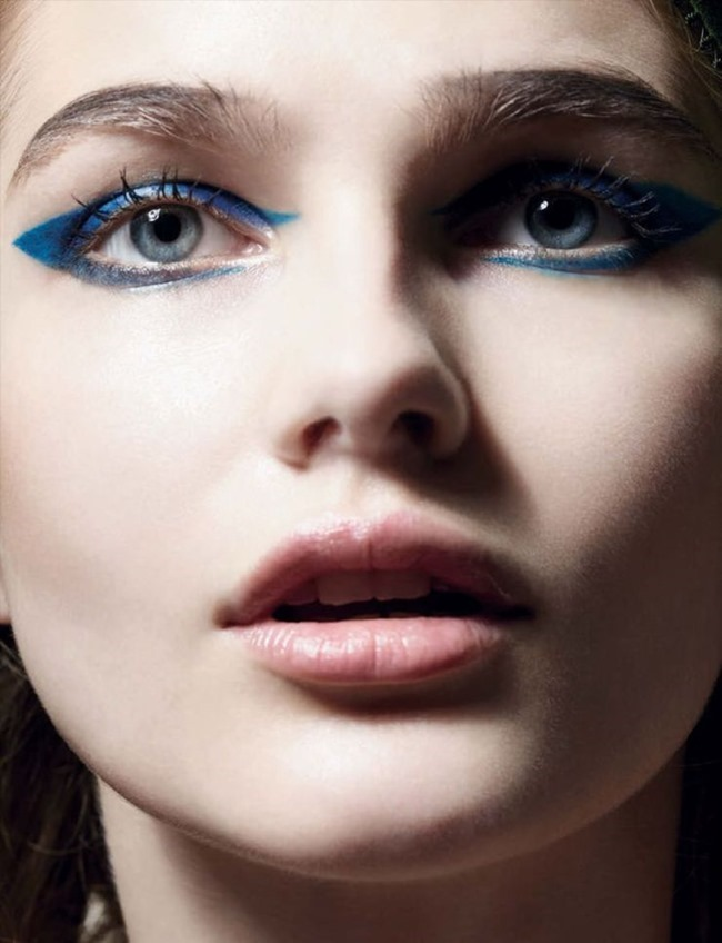 VOGUE GERMANY Aneta Pajak by Liz Collins. April 2015, www.imageamplified.com, Image Amplified (3)