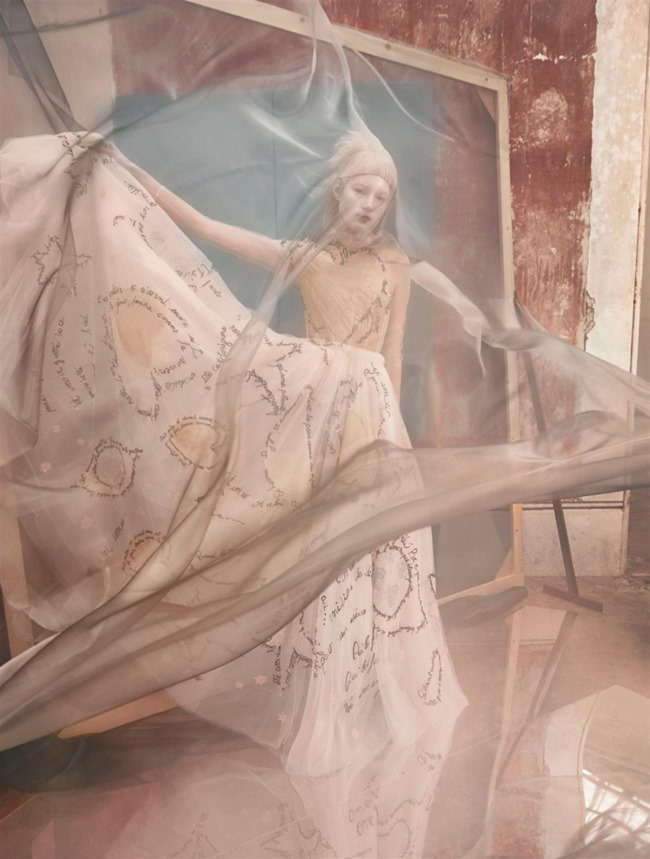VOGUE ITALIA Valery Kaufman by Solve Sundsbo. Patti Wiilson, March 2015, www.imageamplified.com, Image Amplified (5)