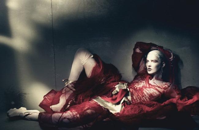 W MAGAZINE Kate Moss by Paolo Roversi. Edward Enninful, March 2015, www.imageamplified.com, Image Amplified (3)