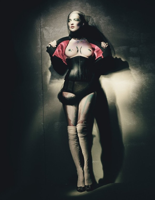 W MAGAZINE Kate Moss by Paolo Roversi. Edward Enninful, March 2015, www.imageamplified.com, Image Amplified (10)