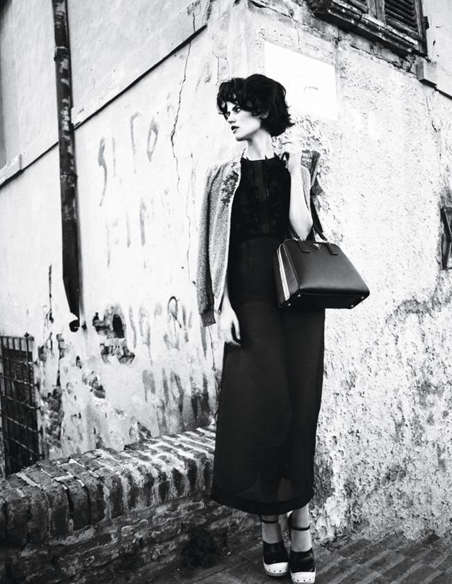 W MAGAZINE Saskia de Brauw by Paolo Roversi. Edward Enninful, March 2015, www.imageamplified.com, Image Amplified (9)