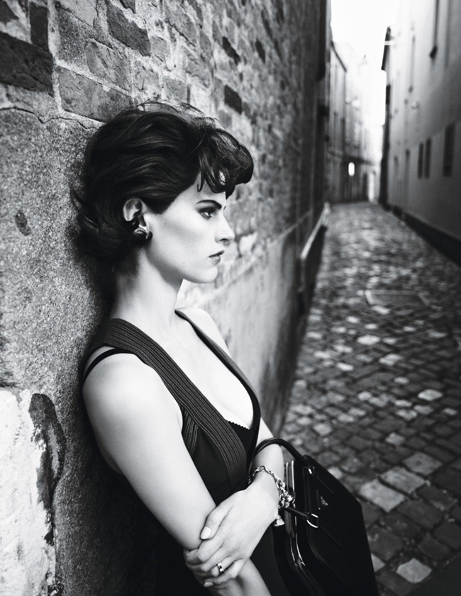 W MAGAZINE Saskia de Brauw by Paolo Roversi. Edward Enninful, March 2015, www.imageamplified.com, Image Amplified (2)