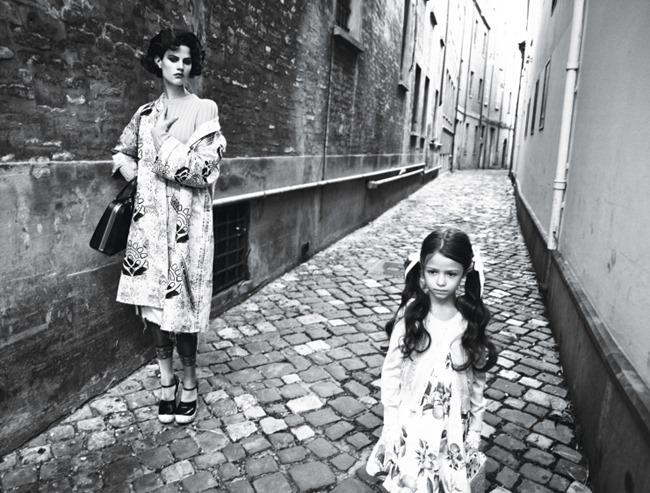 W MAGAZINE Saskia de Brauw by Paolo Roversi. Edward Enninful, March 2015, www.imageamplified.com, Image Amplified (5)