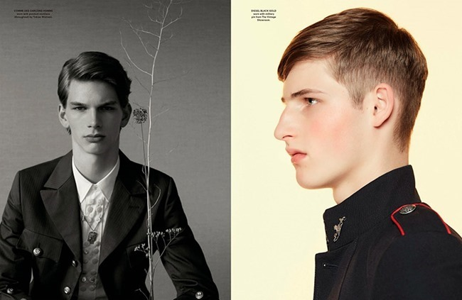 ANOTHER MAN MAGAZINE 2015 Collections by Benjamin Alexander Huseby. Ellie Grace Cumming, Spring 2015, www.imageamplified.com, Image Amplified (5)