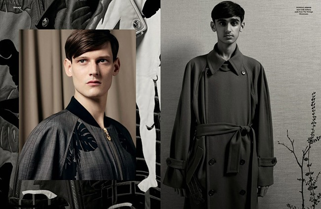 ANOTHER MAN MAGAZINE 2015 Collections by Benjamin Alexander Huseby. Ellie Grace Cumming, Spring 2015, www.imageamplified.com, Image Amplified (7)