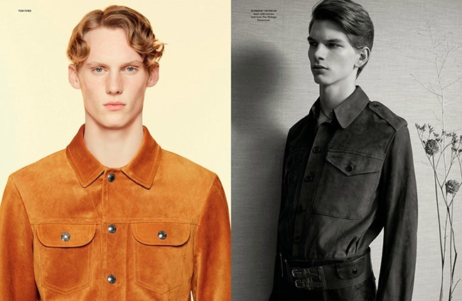 ANOTHER MAN MAGAZINE 2015 Collections by Benjamin Alexander Huseby. Ellie Grace Cumming, Spring 2015, www.imageamplified.com, Image Amplified (15)