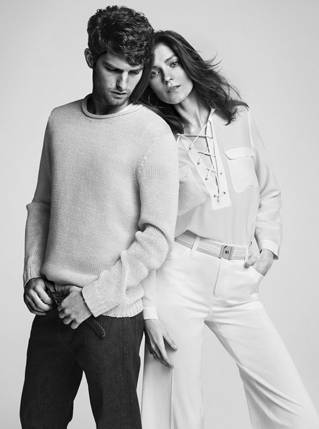 CAMPAIGN Paolo Anchisi for Club Monaco Spring 2015 by Inez & Vinoodh. www.imageamplified.com, Image Amplified (3)