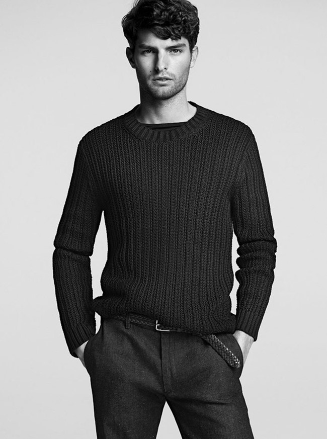 CAMPAIGN Paolo Anchisi for Club Monaco Spring 2015 by Inez & Vinoodh. www.imageamplified.com, Image Amplified (7)