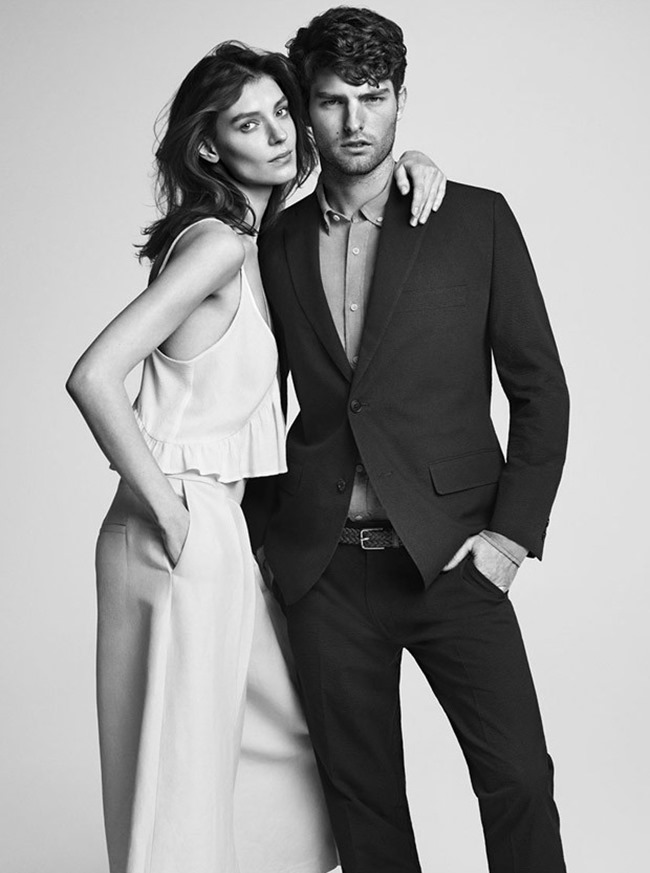 CAMPAIGN Paolo Anchisi for Club Monaco Spring 2015 by Inez & Vinoodh. www.imageamplified.com, Image Amplified (8)