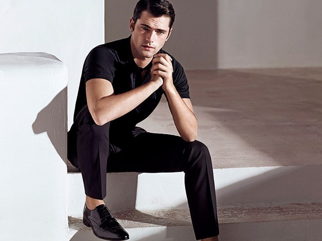 CAMPAIGN Sean O'Pry for Sarar Spring 2015 by Umit Savaci, www.imageamplified.com, Image Amplified (3)