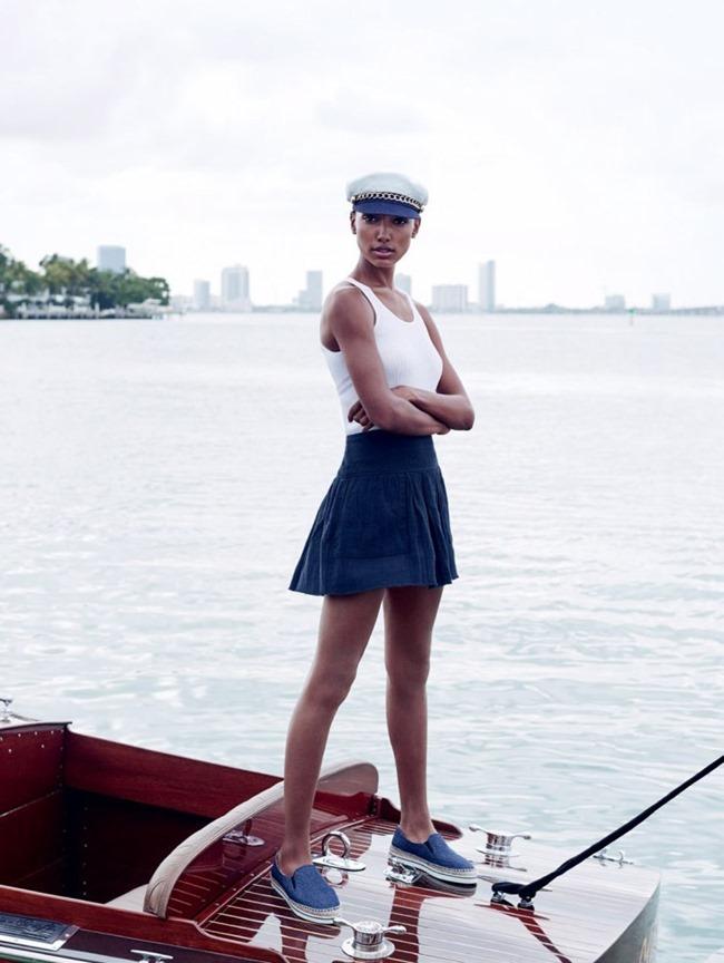 ELLE UK Jasmine Tookes by Bjarne Jonasson. May 2015, www.imageamplified.com, Image Amplified (9)