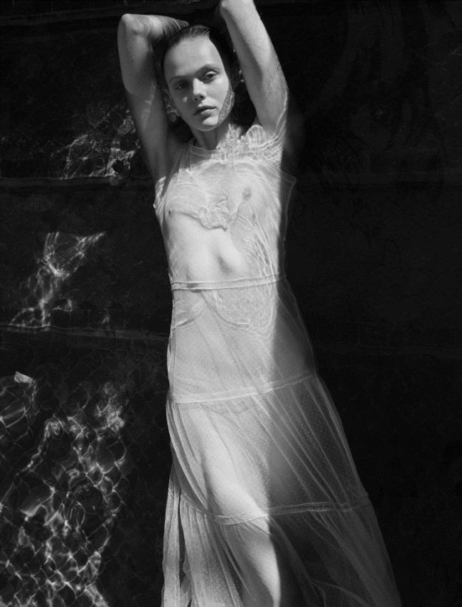 GLAMOUR FRANCE Frida Gustavsson by Benjamin Vnuk. Virginie Benarroch, May 2015, www.imageamplified.com, Image Amplified (3)