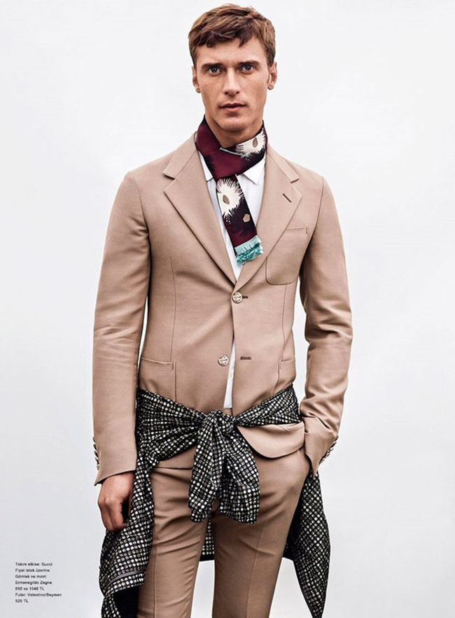 GQ STYLE TURKEY Clement Chabernaud by Umit Savaci. Spring 2015, www.imageamplified.com, Image Amplified (1)