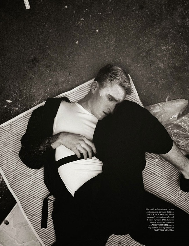 GQ STYLE UK Judson Harmon by Cedric Buchet. Anders Solvsten Thomsen, Spring 2015, www.imageamplified.com, Image Amplified (2)