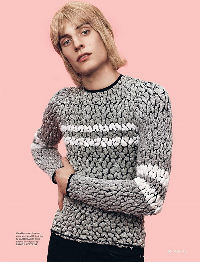 GQ STYLE UK Le Freak Cest Chic by Thomas Cooksey. Jo Levin, Spring 2015, www.imageamplified.com, IMage Amplified (4)