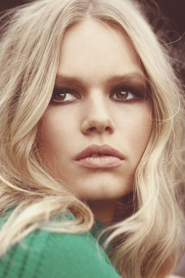 HARPER'S BAZAAR Anna Ewers by Norman  Jean Roy. George Cortina, May 2015, www.imageamplified.com, Image Amplified (1)