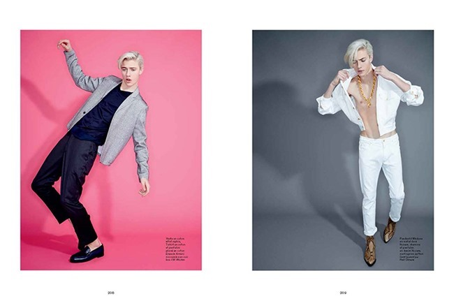 L'OFFICIEL HOMMES Lucky Blue Smith by Andrew hail. Helena Tejedor, Spring 2015, www.imageamplified.com, Image Amplified (4)