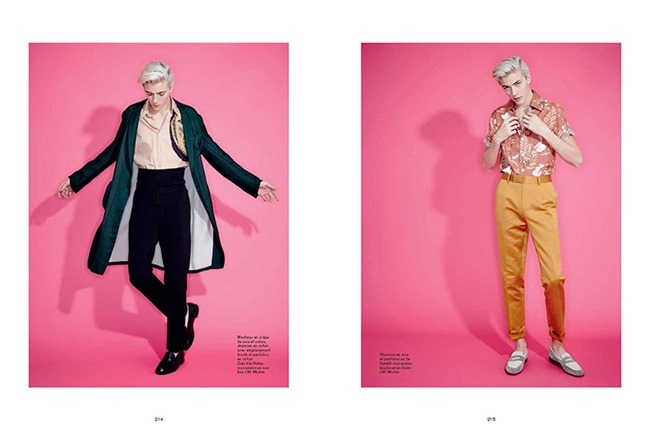 L'OFFICIEL HOMMES Lucky Blue Smith by Andrew hail. Helena Tejedor, Spring 2015, www.imageamplified.com, Image Amplified (7)