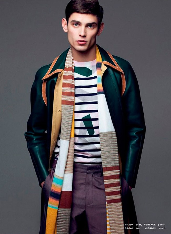 PAPER MAGAZINE Arthur Gosse by Paul Morel. Adele Cany, Spring 2015, www.imageamplified.com, Image Amplified (7)