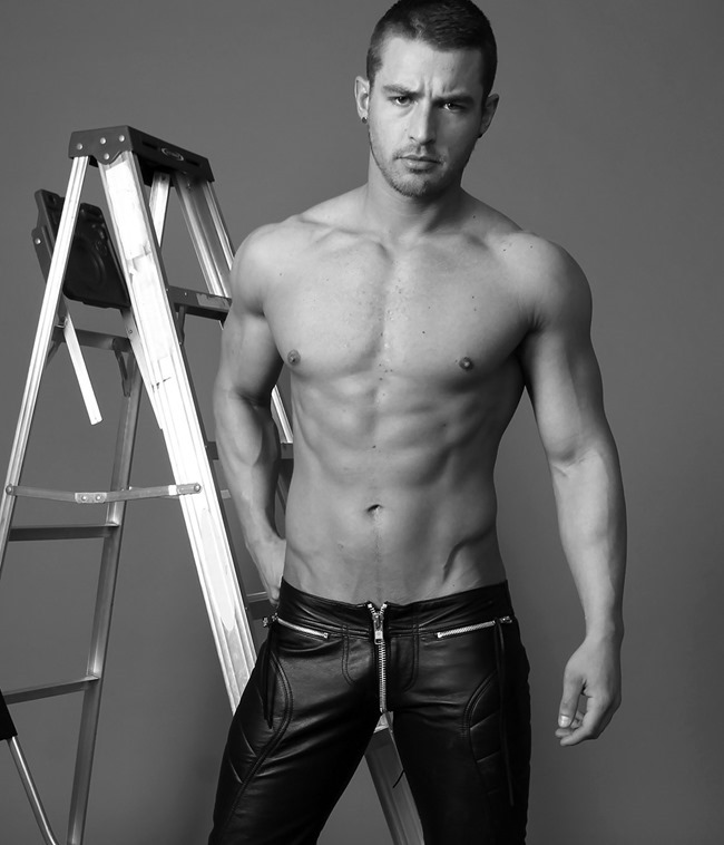 RUFHOUSE MAGAZINE Tom of Finland by Marco Ovando. Spring 2015, www.imageamplified.com, Image Amplified (5)