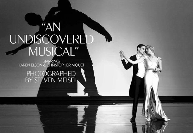 VOGUE ITALIA Karen Elson & Christopher Niquet by Steven Meisel. Karl Templer, April 2015, www.imageamplified.com, Image Amplified (1)