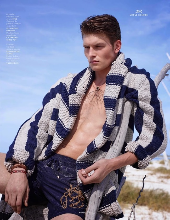 VOGUE HOMMES INTERNATIONAL John Todd by Jack Plerson. Anastasia Barbieri, Spring 2015, www.imageamplified.com, Image Amplified (14)