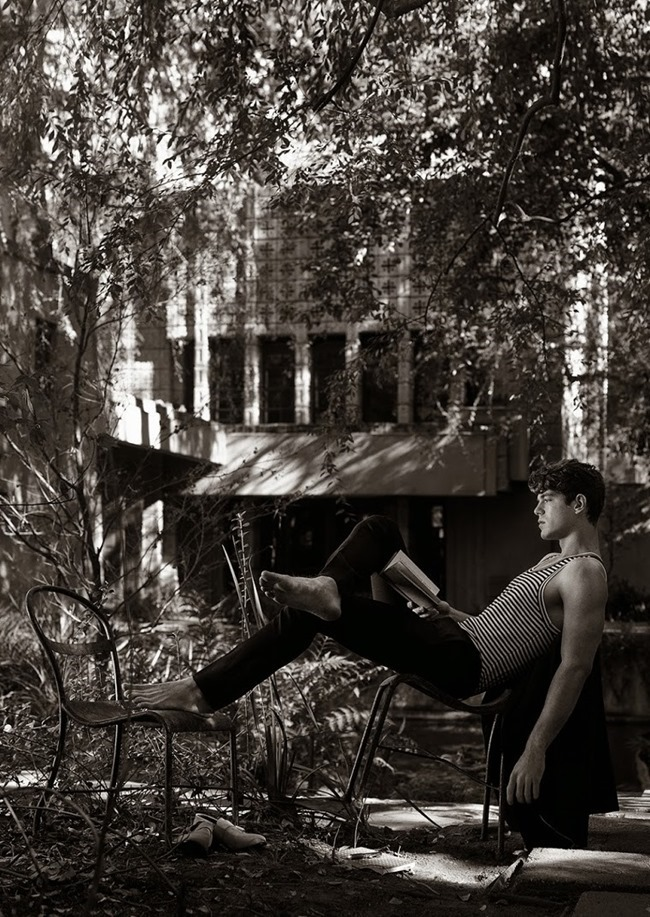 VOGUE HOMMES INTERNATIONAL Bertold Zahoran by Mark Segal. Robble Spencer, Spring 2015, www.imageamplified.comm, Image Amplified (5) - Copy