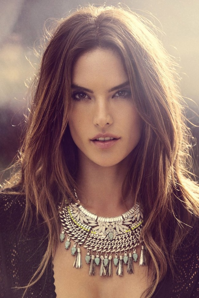 CAMPAIGN Alessandra Ambrosio for Ale by Alessandra Jewelry Spring 2015. www.imageamplified.com, Image Amplified (4)