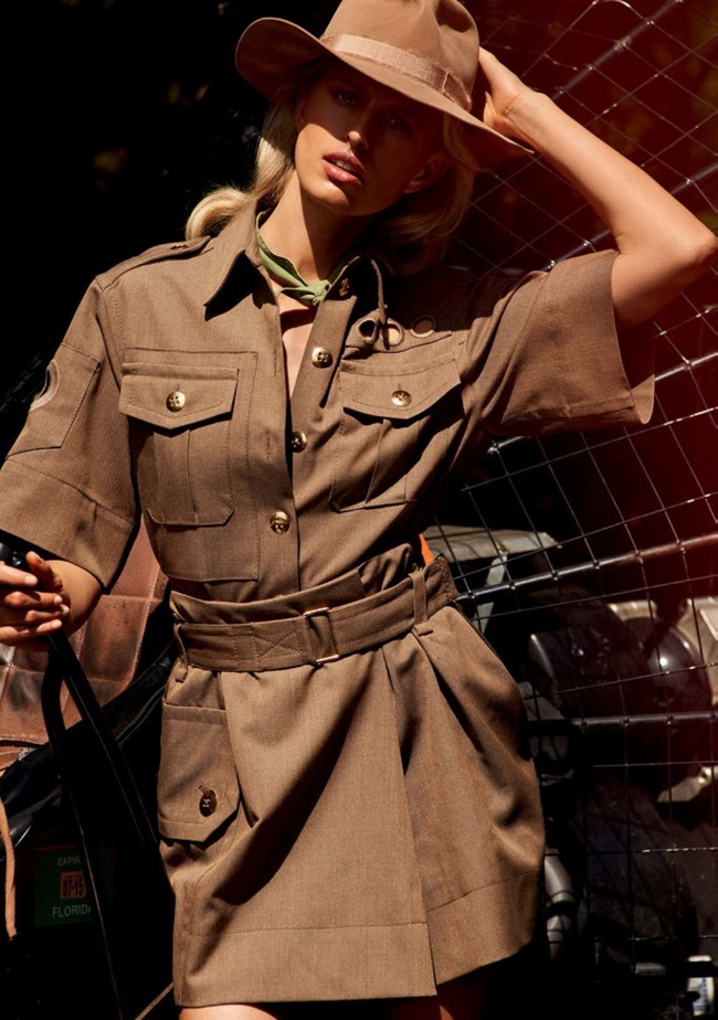 ELLE ITALIA Karolina Kurkova by Cedric Buchet. Carola Bianchi, May 2015, www.imageamplified.com, Image Amplified (3)
