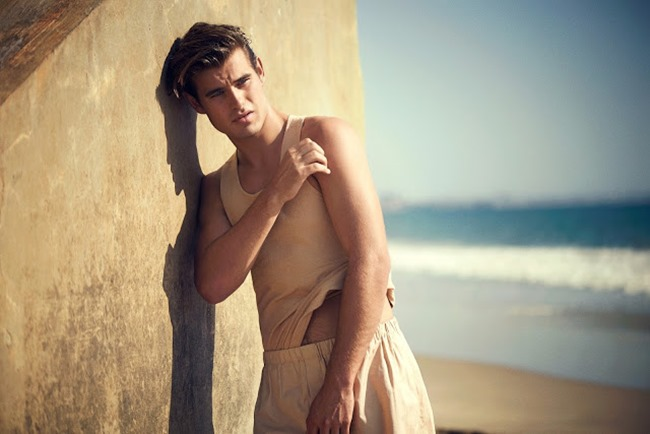 GQ STYLE UK Beach Buff & Beyond by Boo George. Luke Day, Spring 2015, www.imageamplified.com, Image Amplified (3)