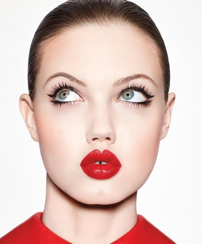 M LE MONDE Lindsey Wixson by Richard Burbridge. Charlotte Collet, April 2015, www.imageamplified.com, Image Amplified (2)