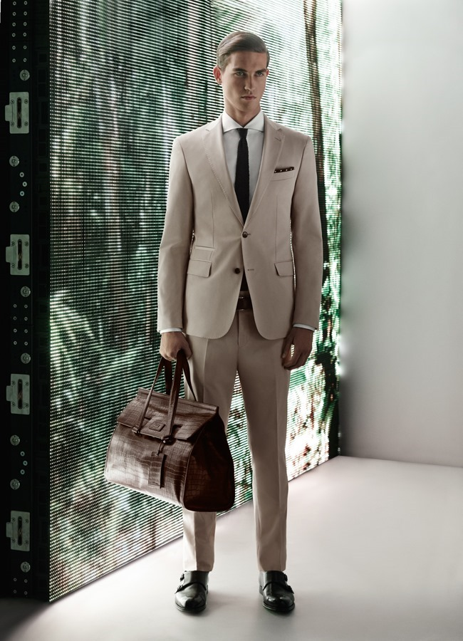 LOOKBOOK Jason Anthony for Hugo Boss Spring 2015. www.imageamplified.com, Image Amplified (8)